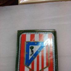 Coleccionismo deportivo: CARTERA NUEVA ATLÉTICO MADRID NUEVA AÑOS 60. Lote 104594079