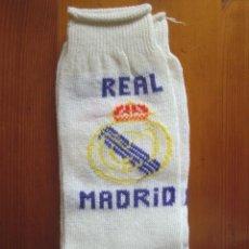 Coleccionismo deportivo: CALCETINES / MEDIAS DEL REAL MADRID. AÑOS 80-90. NUEVOS. Lote 105086891