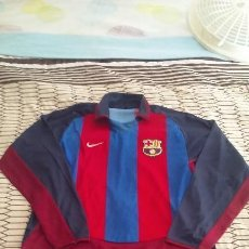 Coleccionismo deportivo: CAMISETA F.C.BARCELONA 2003-04 RONALDINHO XL. Lote 108914459