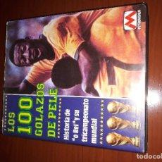 Coleccionismo deportivo: VIDEOS DE PELE. Lote 109452391