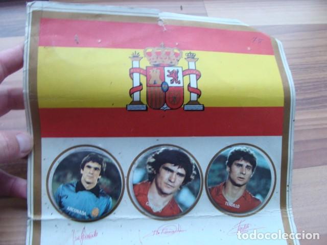 Coleccionismo deportivo: Coleccion completa de chapas del mundial de futbol de 1982 - Foto 2 - 111024015