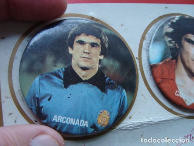 Coleccionismo deportivo: Coleccion completa de chapas del mundial de futbol de 1982 - Foto 3 - 111024015