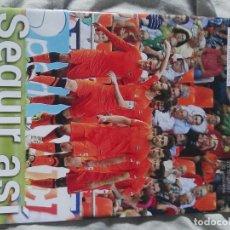 Coleccionismo deportivo: PROGRAMA REAL SOCIEDAD-ALMERÍA 13-14 ANOETA. Lote 112878795
