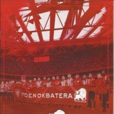 Coleccionismo deportivo: PROGRAMA ATHLETIC BILBAO-BARCELONA 14-15 COPA FINAL EDITADO EN SAN MAMES. Lote 113016723