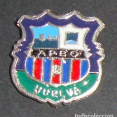Coleccionismo deportivo: (TC-114-4) PIN PENYA F. C. BARCELONA BARÇA APBO HUELVA. Lote 114685903