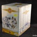 Coleccionismo deportivo: GLORIAS BLANCAS - REAL MADRIS - 13 DVD COLECCION MARCA. Lote 115731931