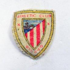 Coleccionismo deportivo: ANTIGUO PARCHE ESCUDO PARA CAMISETA DE FUTBOL ATHLETIC CLUB DE BILBAO. Lote 118389419