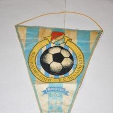 Coleccionismo deportivo: BANDERIN FC DINAMO KIEV .SUPER CUP 1975A .URSS. Lote 120177539