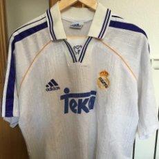 Coleccionismo deportivo: SHIRT CAMISETA FUTBOL R REAL MADRID TEKA ADIDAS. Lote 120510547