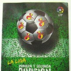 Coleccionismo deportivo: FÚTBOL CALENDARIO PRIMERA Y SEGUNDA DIVISIÓN 2013-2014-VER FOTO ADICIONAL. Lote 121520327