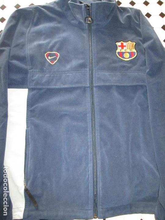 comprar en venta Página web oficial chaquetilla-chandal-nike-f.c.barcelona-talla 48 - Comprar Material ...