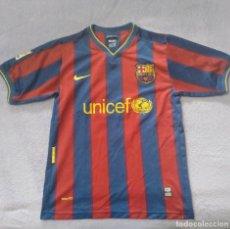 Coleccionismo deportivo: FC BARCELONA BARÇA CAMISETA SHIRT INIESTA 8 OFICIAL . Lote 125103263