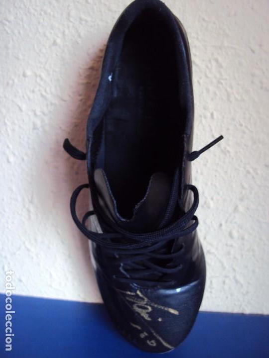 Coleccionismo deportivo: (F-180716)BOTAS UTILIZADAS POR LEO MESSI - F.C.BARCELONA - MATCH WORN - TESTER - FIRMADAS . - Foto 31 - 127746039