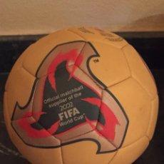 Coleccionismo deportivo: BALÓN MINIATURA PORTUGAL 2004. Lote 128222644