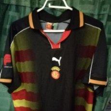 Coleccionismo deportivo: CATALUNYA WORN M CAMISETA FUTBOL FOOTBALL SHIRT. Lote 134074169