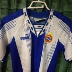 Coleccionismo deportivo: RCD ESPANYOL XXS CAMISETA FUTBOL FOOTBALL SHIRT. Lote 128407083