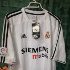 Coleccionismo deportivo: REAL MADRID XL NEW CAMISETA FUTBOL FOOTBALL SHIRT. Lote 128407407