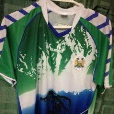 Coleccionismo deportivo: SIERRA LEONA EQUV XL CAMISETA FUTBOL FOOTBALL SHIRT. Lote 128407799