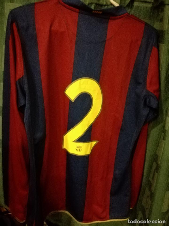 2a5a641240d Coleccionismo deportivo  FC Barcelona FEMINAS XL MATCH WORN Chica Mujer camiseta  futbol football shirt -