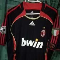 Coleccionismo deportivo: AC MILAN SEEDORF CHAMPIONS LEAGUE XL CAMISETA FUTBOL FOOTBALL SHIRT . Lote 128503935