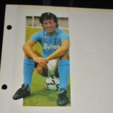 Coleccionismo deportivo: RECORTE DE REVISTA DEPORTIVA.CARECA (NAPOLES). Lote 128544019