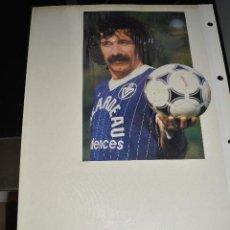 Coleccionismo deportivo: RECORTE DE REVISTA DEPORTIVA DON BALON.FERNANDO CHALANA (GIRONDINS BORDEAUX). Lote 128544183