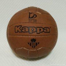 Coleccionismo deportivo: BALÓN ANTIGUO REAL BETIS KAPPA. Lote 128819467