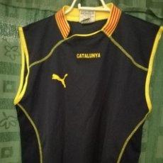 Colecionismo desportivo: CATALUNYA XL CAMISETA FUTBOL FOOTBALL SHIRT. Lote 128994487