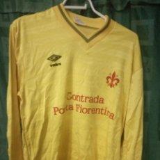Colecionismo desportivo: FIORENTINA FLORENZE L VINTAGE CALCIO CAMISETA FUTBOL FOOTBALL SHIRT. Lote 129227011