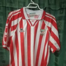 Collectionnisme sportif: ATHLETIC CLUB BILBAO MATCH WORN XL CAMISETA FUTBOL FOOTBALL SHIRT. Lote 129227403