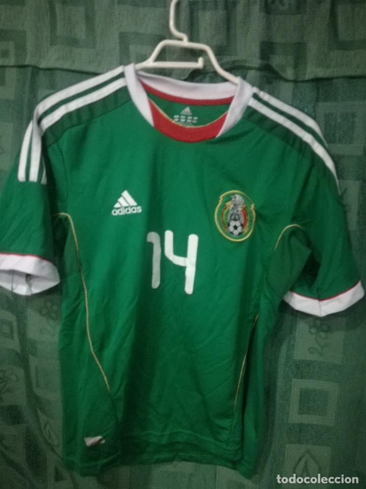 Chicharito mexico xs camiseta futbol football - Vendido en Venta ... 8c9646dc598e7