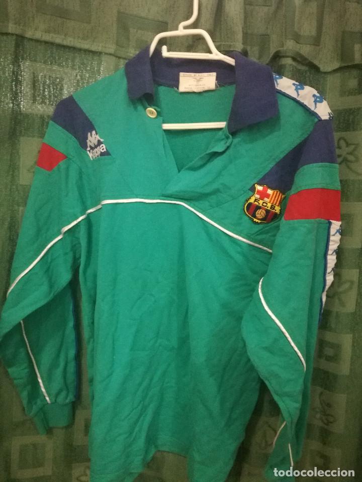 0ddf0fc70b6 match worn jersey fc barcelona xl camiseta fut - Buy Old Football ...