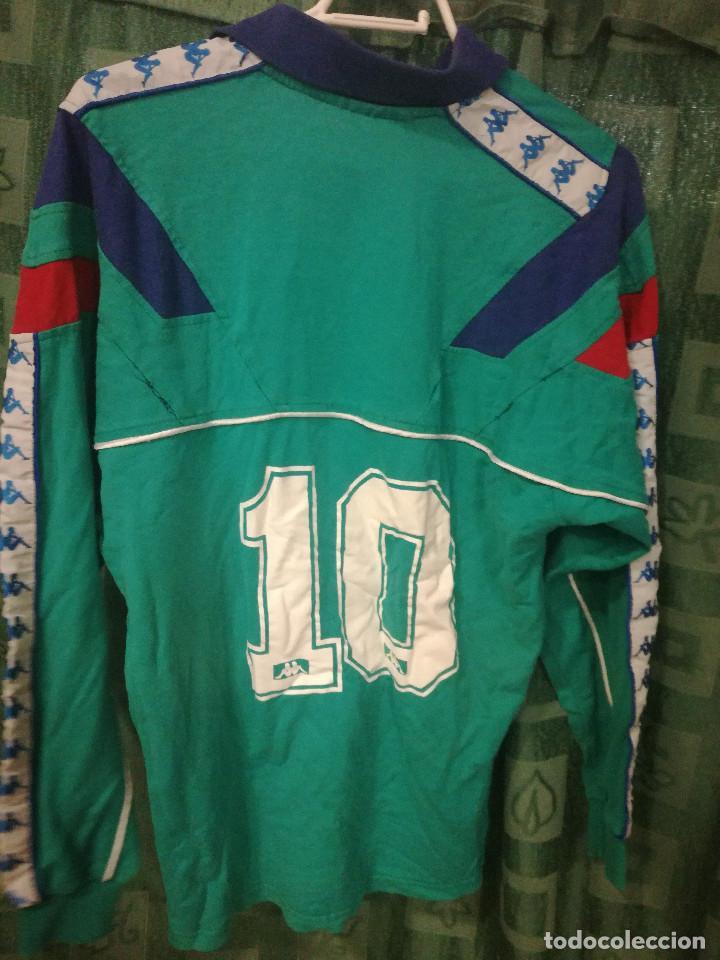 62750ab0d2d Coleccionismo deportivo  MATCH WORN JERSEY FC BARCELONA XL CAMISETA FUTBOL  FOOTBALL SHIRT - Foto 2