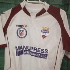 Coleccionismo deportivo: ALGETE CF ATLETICO MADRID S CAMISETA FUTBOL FOOTBALL SHIRT. Lote 129505987