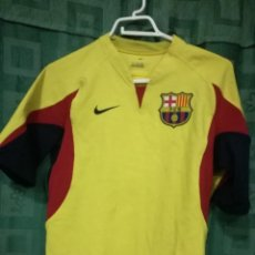 Coleccionismo deportivo: RUGBY FC BARCELONA L MATCH WORN CAMISETA FUTBOL FOOTBALL SHIRT. Lote 129707871