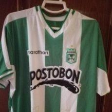 Coleccionismo deportivo: ATLETICO NACIONAL MEDELLIN COLOMBIA L CAMISETA FUTBOL FOOTBALL SHIRT. Lote 129721275