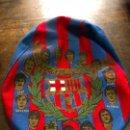 Coleccionismo deportivo: GORRA FUTBOL CLUB BARCELONA FINAL AÑOS 70. Lote 130790360