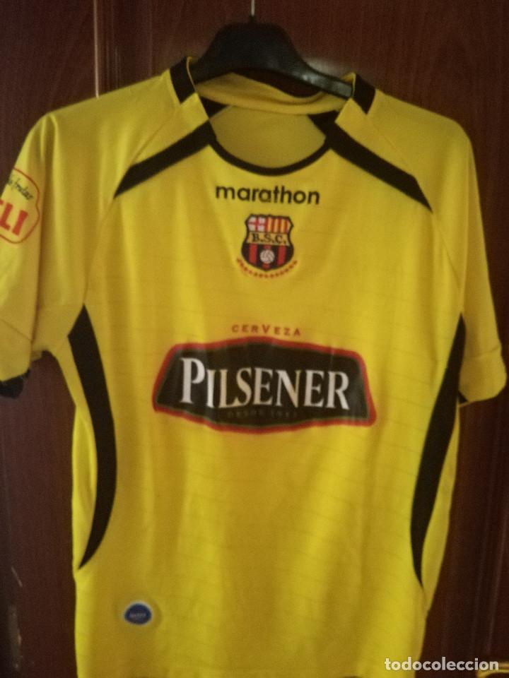 huge discount d4834 5065b Barcelona Guayaquil Ecuador XS CAMISETA FUTBOL FOOTBALL SHIRT