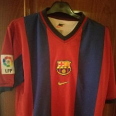 Collezionismo sportivo: FC BARCELONA M CAMISETA FUTBOL FOOTBALL SHIRT. Lote 133038482