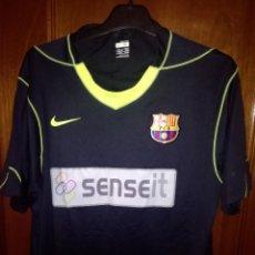 Coleccionismo deportivo: FC BARCELONA FUTSAL XL CAMISETA FUTBOL FOOTBALL SHIRT. Lote 133038598