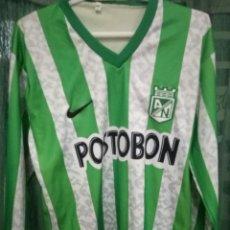 Coleccionismo deportivo: ATLETICO NACIONAL MEDELLIN S CAMISETA FUTBOL FOOTBALL SHIRT . Lote 133961442