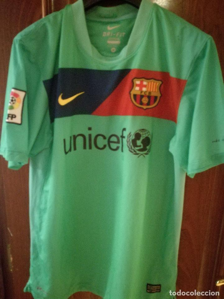 premium selection 2a1f3 93535 Fc barcelona messi m camiseta futbol football - Sold through ...
