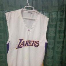 Collezionismo sportivo: LAKERS NBA S BASQUET BASKET CAMISETA FUTBOL FOOTBALL SHIRT . Lote 134584702