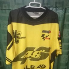 Collectionnisme sportif: VALENTINO ROSSI MOTOGP XL CAMISETA FUTBOL FOOTBALL SHIRT . Lote 134589134