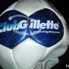 Coleccionismo deportivo: BALON DE FUTBOL GILLETTE CLUB. Lote 134789250