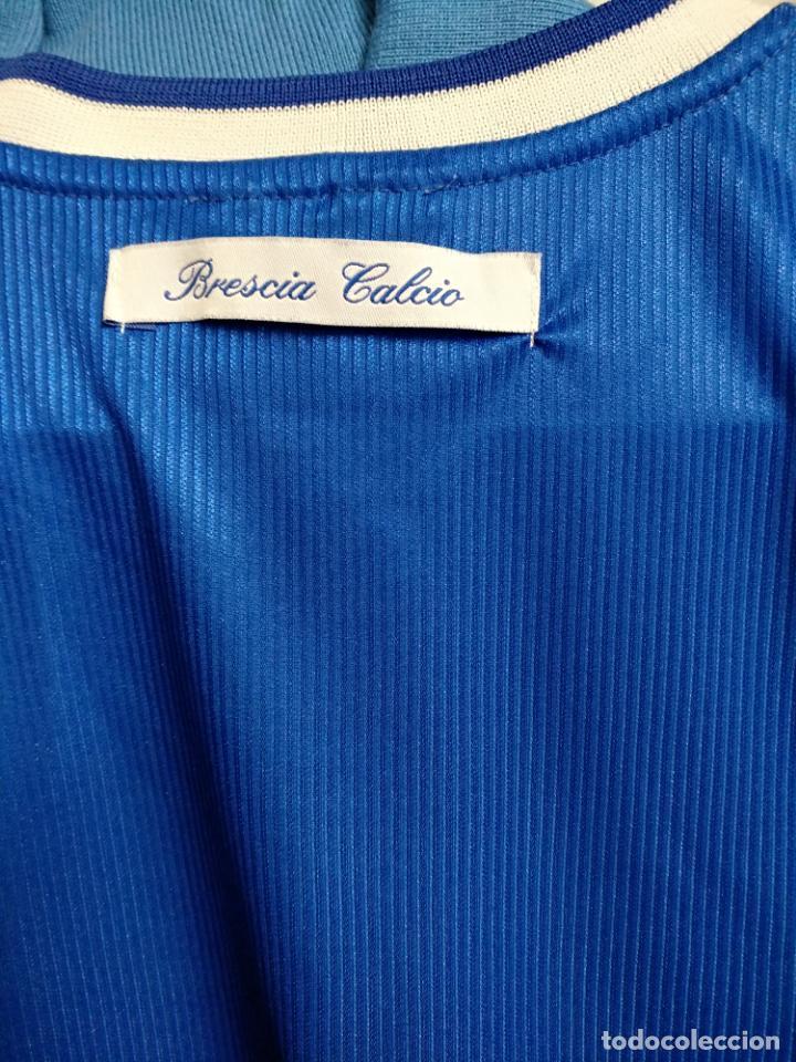 Coleccionismo deportivo: CAMISETA BRESCIA CALCIO - UMBRO - - Foto 5 - 135037130