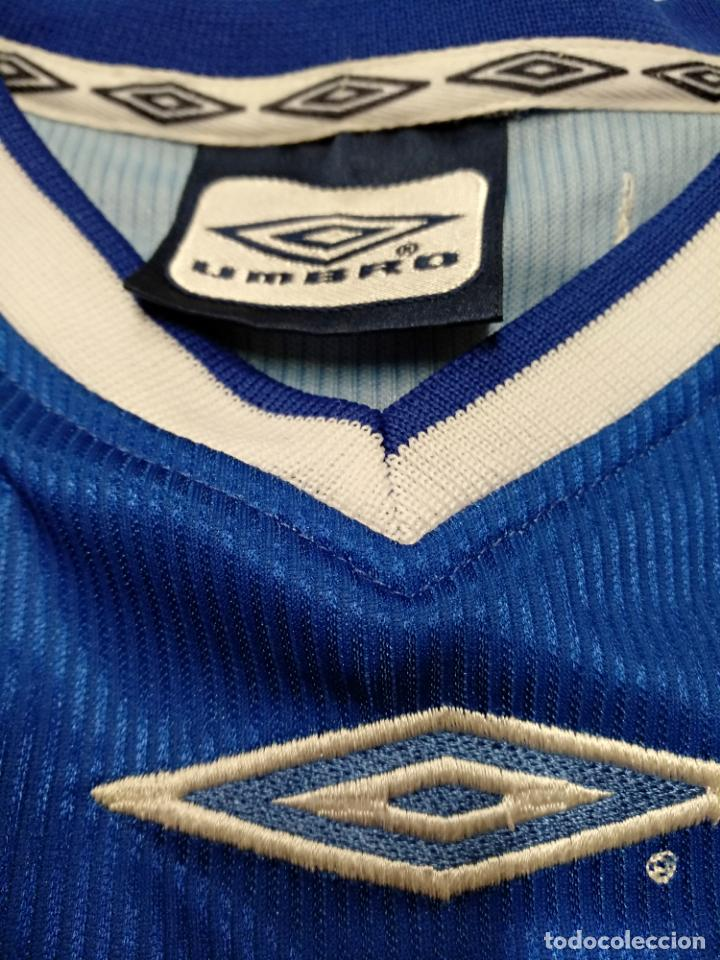 Coleccionismo deportivo: CAMISETA BRESCIA CALCIO - UMBRO - - Foto 7 - 135037130