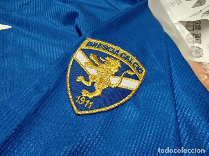 Coleccionismo deportivo: CAMISETA BRESCIA CALCIO - UMBRO - - Foto 10 - 135037130