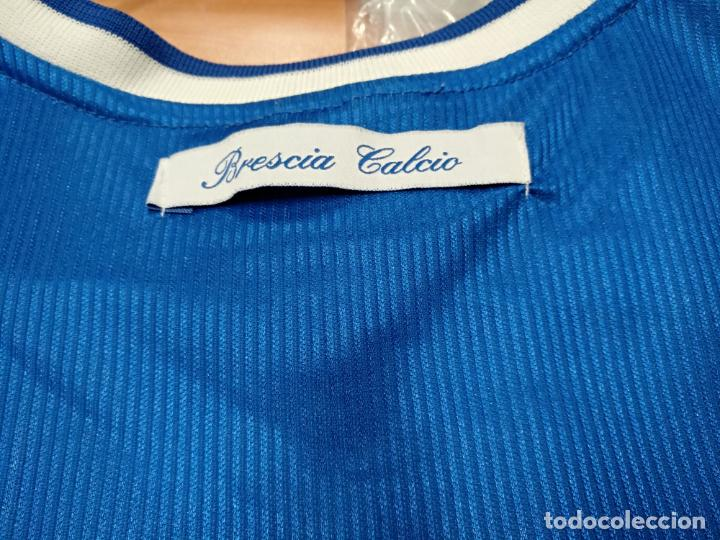 Coleccionismo deportivo: CAMISETA BRESCIA CALCIO - UMBRO - - Foto 11 - 135037130