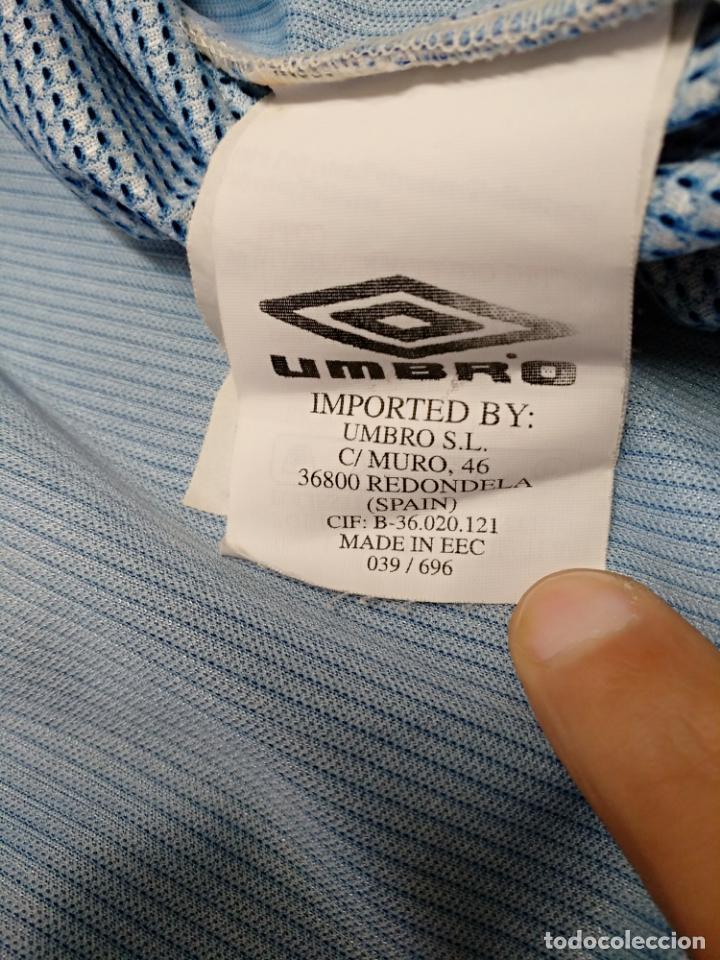 Coleccionismo deportivo: CAMISETA BRESCIA CALCIO - UMBRO - - Foto 13 - 135037130